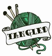 Tangled Knit and Crochet Magazine logo