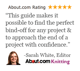 About.com Knitting 5-star review of I Love Bind-Offs