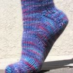 Araucania Worsted-Weight Sock
