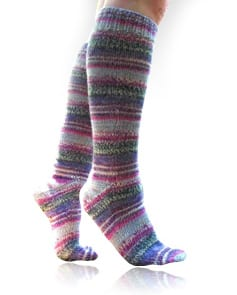 The KNITFreedom Video Guide to Two-at-a-Time Toe-Up Socks