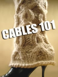 The KNITFreedom Video Guide to Cables