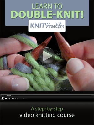 Double-Knitting E-Book