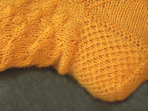 Sl Stitch In Knitting : How To Slip A Stitch In Knitting (Sl 1) Slip Edge Stitch KnitFreedom