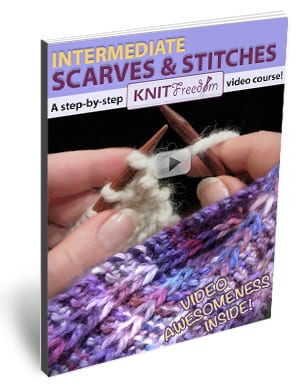 Beginner Knitting Video Course