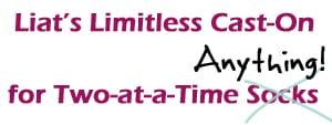 Liat's Limitless Cast-On Graphic