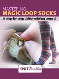Mastering Magic Loop Socks