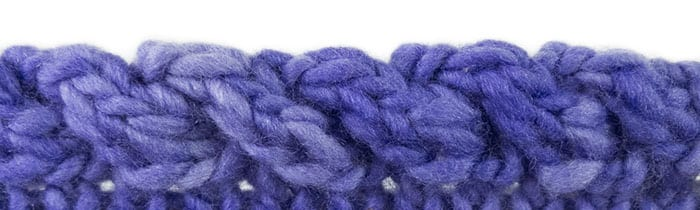 Bind-Off Trick in the Round: How To Completely Hide The Last Stitch
