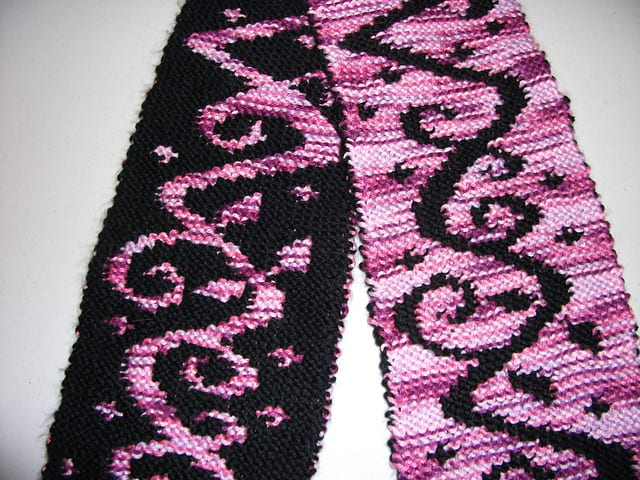 Double Knit Patterns Free : Online Class - Double-Knitting - KnitFreedomKnitFreedom
