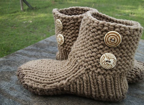 Prairie Boots by Shaggysun on Ravelry
