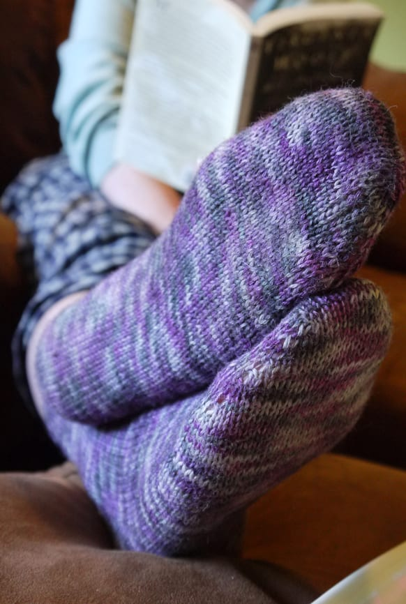 Fingering Weight Sock Pattern KnitFreedom