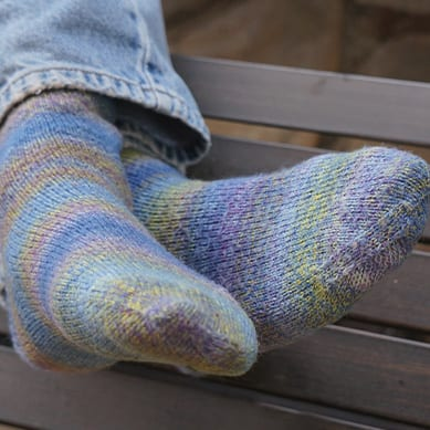TOE UP SOCK PATTERNS « Free Patterns