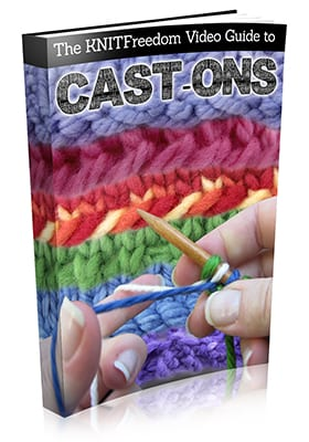 Cast-Ons Ebook Cover