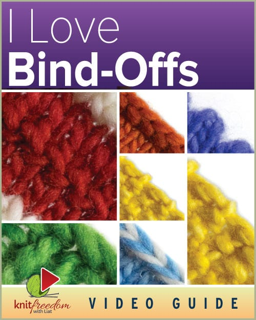 I Love Bind-Offs Ebook Cover