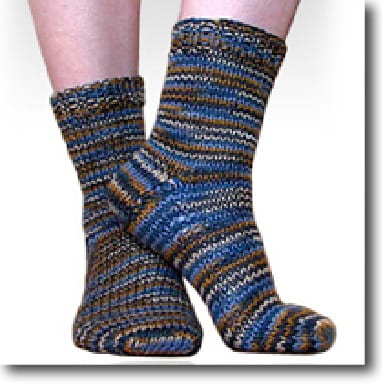 intermediate knitting-02--top-down-socks