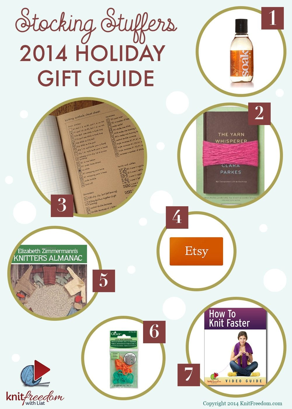 Stocking Stuffers for Knitters