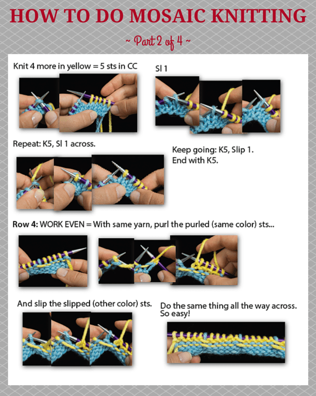 how to end off knitting