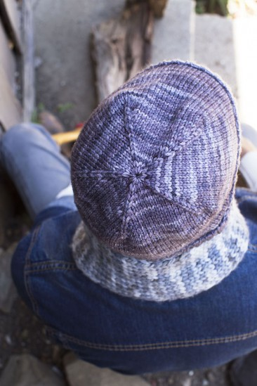 76d456a546b Hat – Basic Man Hat for Magic Loop – Worsted Weight. Free Knitting Patterns  » ...